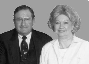 Dr. and Mrs. Clifford Clark